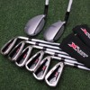 Promo sales for Mouse over image to zoom Call - away Golf X Hot Combo Irons/Hybrid SET 4h 5h & 6-PW&SW Steel Stiff - NEW