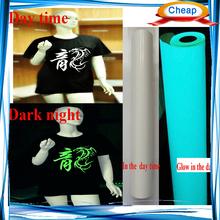 heat transfer flex ,heat transfer film flex ,glow in dark vinyl for cool garment