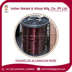 High Voltage Enameled Aluminium Wire Dealers