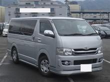 Toyota Hiace van Super GL Long KDH206V 2009 Used Car