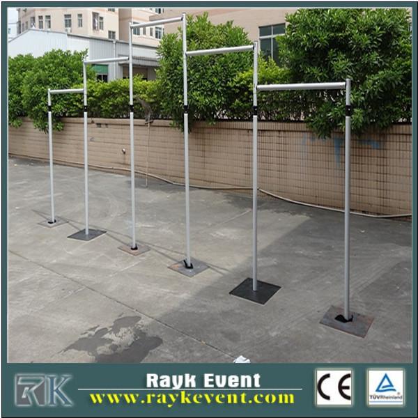 for Bases para colgar cortinas