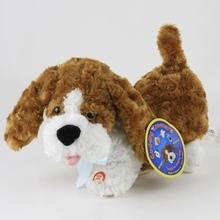 Rudy, the Singing Stuffed Animal Singing Puppy Dog Tutti Frutti (12 units/case)