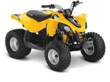 USED 2015 CAN-AM DS 90 MOTORCYCLE