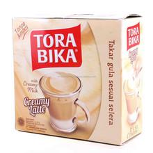 Torabika cremoso Latte café café instantáneo en polvo sin azúcar