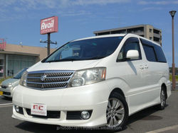 Good looking toyota right hand cars toyota alphard 2003 used car at reasonable prices