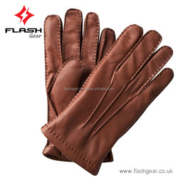 Thin Leather deiver Gloves, Men fashion Driver Leather Gloves cow Leather gloves, OEM-ODM Italian leather Unlined Driver Gloves
