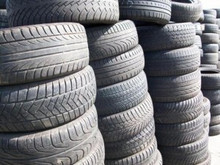Used passenger tyres (12-16 inch) in bulk sale