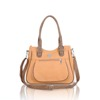 2015 Fashion Lady Genuine Leather Handbag Shoulder Bag for Women, Handbags Wholesalers in Europe and UK
