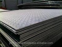 Mild Steel Checkered PLate