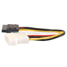 Buy High Quality 6inch 4 Pin Molex to SATA Power Cable Adapters at Cheap rates