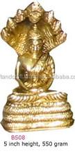 Buddhadeva Metal material sculpture