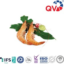 Frozen Cooked Vanamei Shrimp With Head-On Shell-On