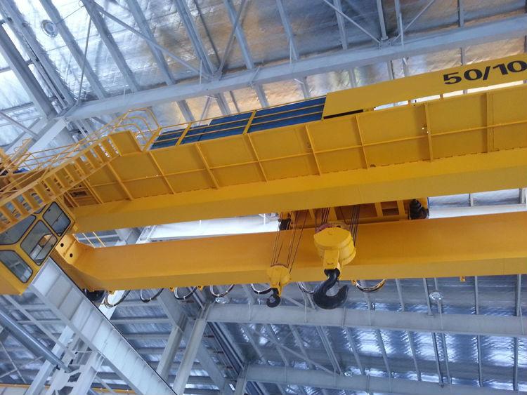 Crane hometown , Double girder bridge crane ,Overhead crane training