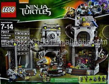 Original Teenage Mutant Ninja Turtles Turtle Lair Invasion #79117