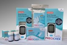 Precichek AutoCode Blood Glucose Meter