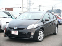 Goodlooking and Reasonable toyota hybrid used car made in Japan