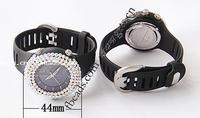 Gets.com zinc alloy tattoo silicone band bracelets
