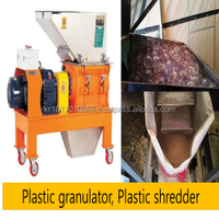 PVC grinder, Plastic recycling machine, Plastic recycle grinder crusher