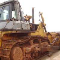 Used Japan bulldozer D155 for sale in Shanghai