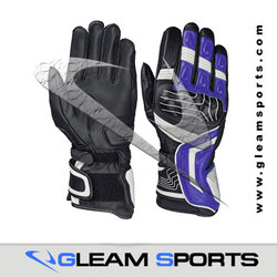 Motorcycle auto racing gloves