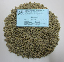 VIETNAM WASHED ARABICA COFFEE BEANS, GRADE 1, SCREEN 16