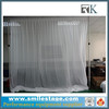 Portable Room Dividers Curtain Tube Use Pipe and Drape