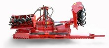 3 Folded Extra Wide Width Roatry Tiller made in Korea