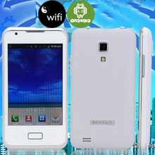 3.5 inch i9270 Android 4.0.3 OS Smart Touch Phone - White