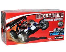 Kyosho Inferno NEO Race Spec 1/8 Off Road Buggy w/KE25 & Syncro 2.4GHz Radio System KYO31682M-B