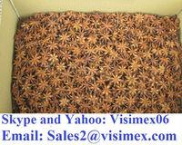 VIETNAM HIGH QUALITY STAR ANISE (Skype&Yahoo: visimex06)