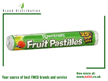 ROWNTREE FRUIT PASTILLES 1 ROLL