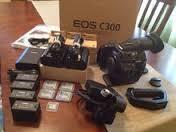 Discount Price For CANON EOS C300 CINEMA CAMERA BODY & PELICAN CASE EF MOUNT