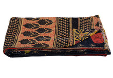 India's Kantha Quilting And Embroidery Vintage Kantha Quilts