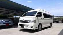 USED 2009 TOYOTA HIACE VIP [ RHD / 2.5DIESEL / MANUAL / 15 SEATS ]