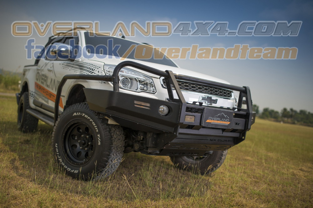 4x4 Accessories Front Bumper K2 Next Trail For Chevrolet