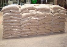 high quality 100% wood pellet