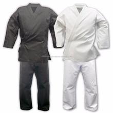 black pure cotton Karate Uniform karate equipment paypal accepted