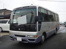 USED BUSES - NISSAN CIVILIAN BUS (RHD 821200 DIESEL)