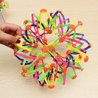 Multi Colors Plastic Expanding Magic Ball Enlarge Ball Kids Toy Funny Toys Lowest Price