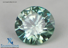 Hot REAL LIGHT GREEN COLOR MOISSANITES AT BOTTOM PRICE ..