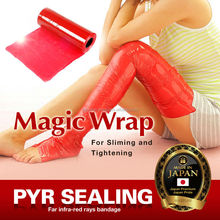 Hot-selling and Popular beauty equipment slim wrap for moisturizing, ultra-red ray , and disposable