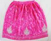 Vintage Fabric Boho Long Indian Jaipur Banjara Mirror Skirts