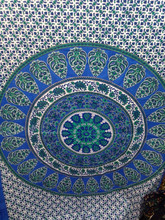 Buy Indian Mandala Tapestry Wall Hanging Bedspread throw Decor Art