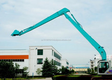 CE-approved excavator long reach boom