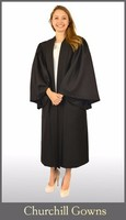 Bachelor Gowns (Academic Graduations)