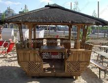 Bamboo Tiki Bar Hut - Bamboo bar for resoft home & garden - Bamboo stool / Chair - Gazebo / Bungalow - Garden furniture