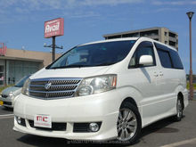 japanese and Right hand drive used japanese vans used vans toyota alphard 2003 used car