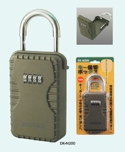 key lock box providing best storage for keys used at construction site and real estate etc