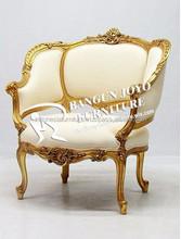 Luxury European style royal chair,antique living room leisure lounge sofa,classical European home furniture