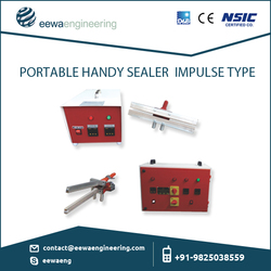 HOT Selling Good Performed Portable Handy Sealer Impulse Type for Factory use